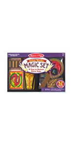 melissa and doug magic discovery set instructions