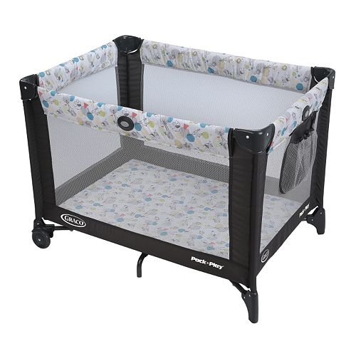 graco pack n play assembly instructions
