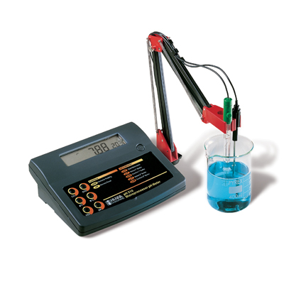 hanna ph meter calibration instructions