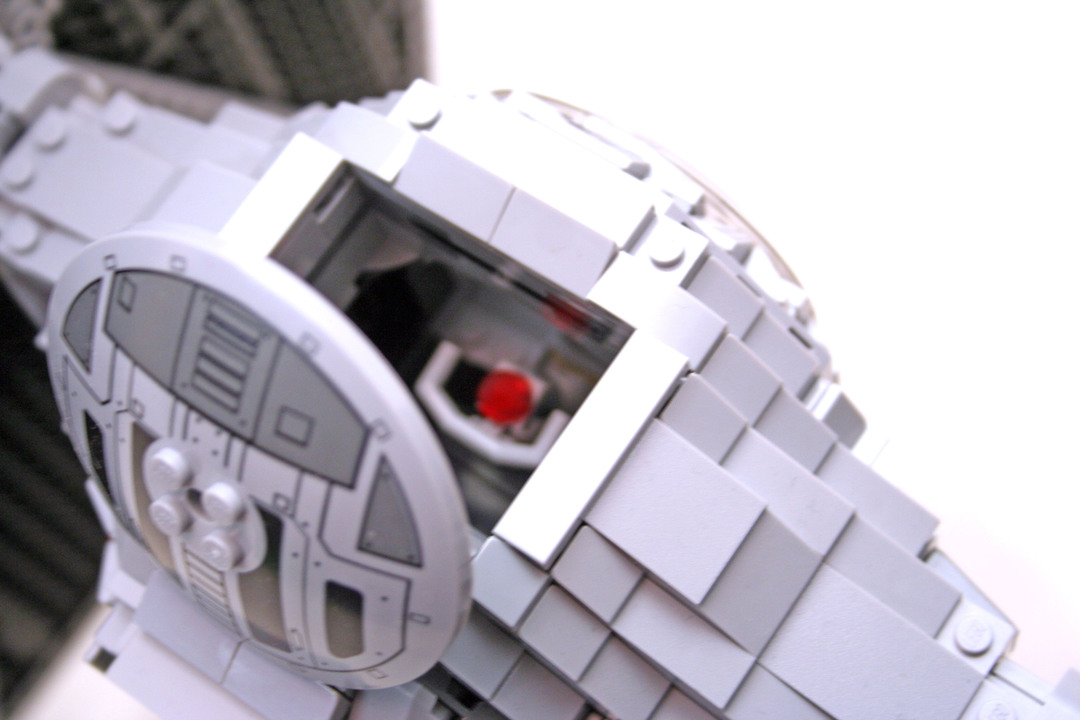 lego tie fighter instructions 75095