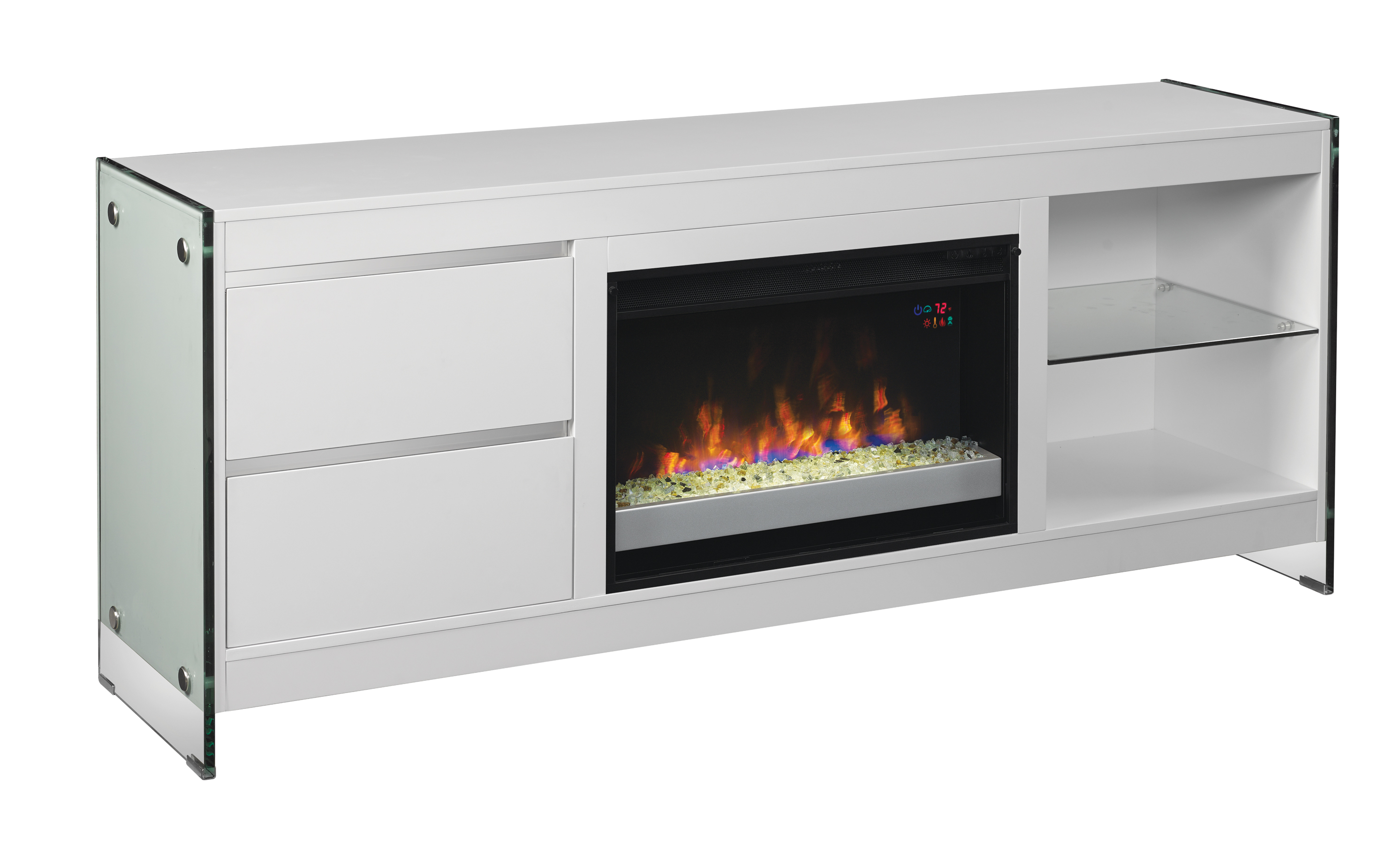 dimplex fireplace installation instructions