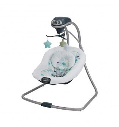 graco simple sway swing instructions