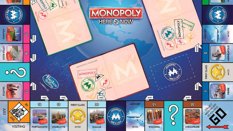 monopoly city instructions manual