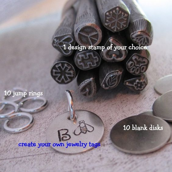 metal stamping jewelry instructions