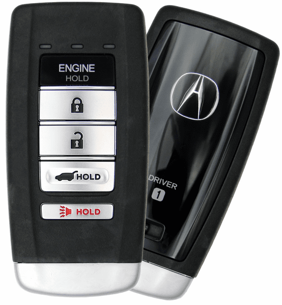2017 acura rdx remote start instructions