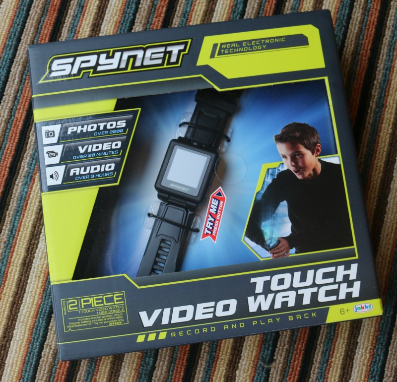 spynet video watch instructions