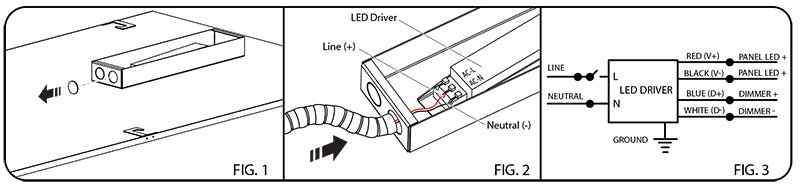 led driver installation instructions