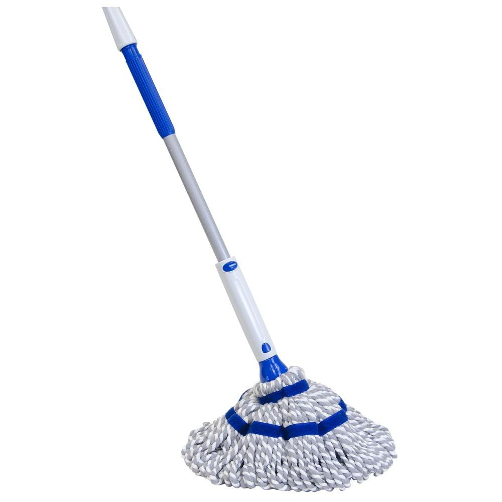 quickie microfiber twist mop instructions