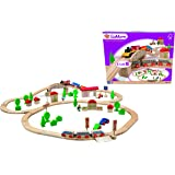 imaginarium classic train table with roundhouse instructions