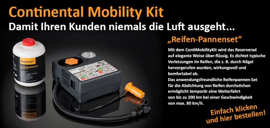 conti mobility kit instructions