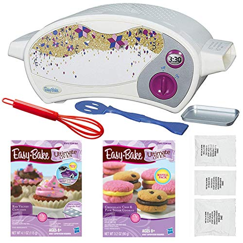 easy bake oven instructions for chocolate chip cookies