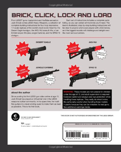 lego heavy weapons instructions