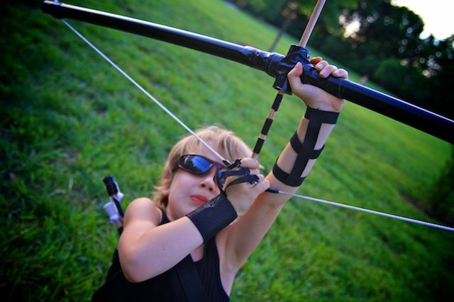 bow and arrow making instructions