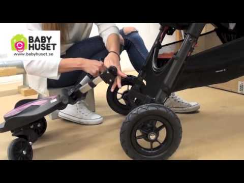 baby jogger glider board instructions