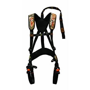 big game tree stand harness instructions