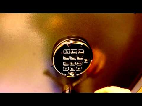 sentry safe instructions dial