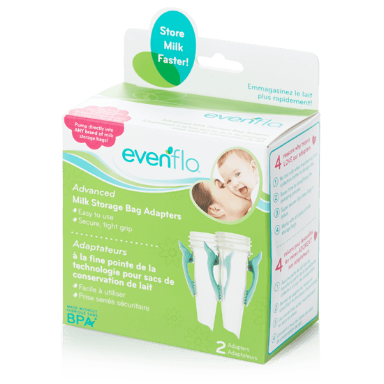 evenflo breast pump instructions