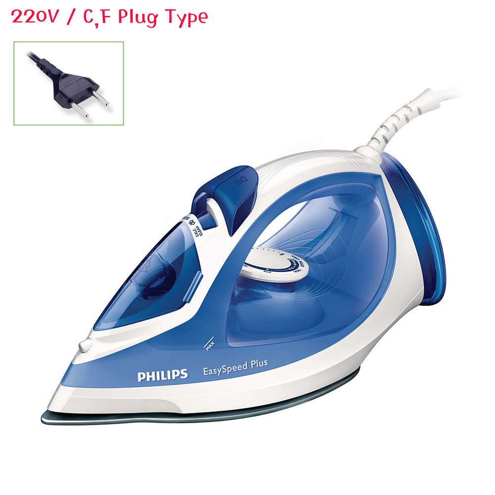 philips clothes steamer instructions